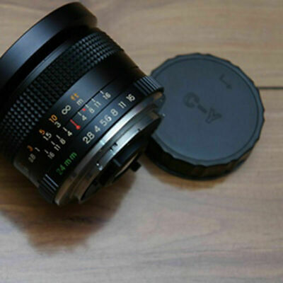AU3.24 • Buy HOT Lens Rear Cover Cap For CY C/Y Mount Contax Yashica D4G1 Black New R4J3