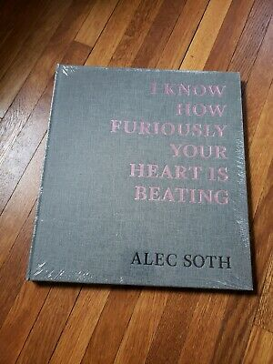 $120 • Buy SIGNED Alec Soth I Know How Furiously Your Heart Is Beating Mack Photo Book New