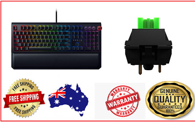 AU255 • Buy Razer BlackWidow Elite Mechanical Gaming Keyboard (Green Switch) BRAND NEW