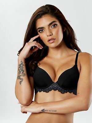 Ann Summers Womens Ladies The Gel Plunge Bra Sexy Lingerie Underwear • 20£