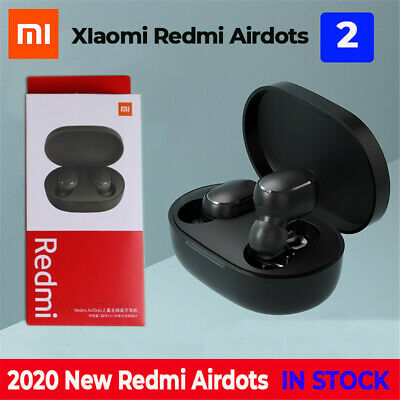 $14.36 • Buy XIAOMI Redmi AIRDOTS WIRELESS EARPHONE W/ CHARGER BOX Bluetooth 5.0 HOT