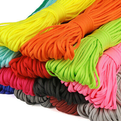 $ CDN11.53 • Buy 33Yards Length 5mm Elastic Cord Beading Stretch Thread String Rope For Necklace