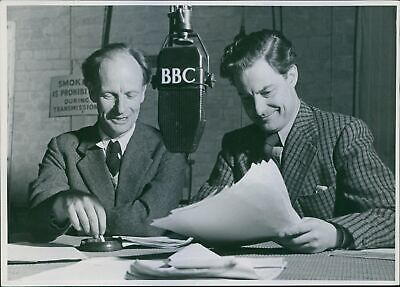 £5.60 • Buy Stephen Potter And Robert Donat Having A Program In BBC Home Service, A Tribute