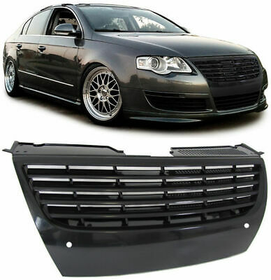 AU89.25 • Buy For VW Passat B6 3C Black ABS Performance Grille With PDC