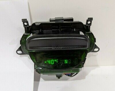 $49 • Buy 1997-2003 Ford F-150 Overhead Console Display Compass Temperature