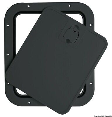£24.75 • Buy Boat Deck Inspection Hatch Removable Lid 305x355mm