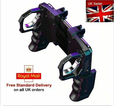 £10.99 • Buy Mobile Phone Game Controller Trigger Gamepad Console PUBG Call Of Duty COD