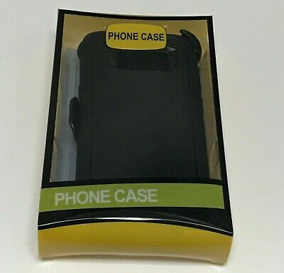 $ CDN15.71 • Buy For Samsung Galaxy S8/S8 Plus Case Cover Belt Clip Fits Otterbox Defender Black