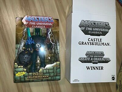 $136 • Buy Masters Of The Universe Classics Castle Grayskullman