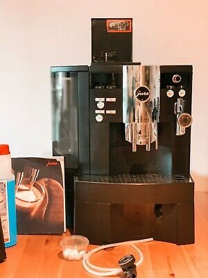 Jura IMPRESSA XS9 Classic One Touch Bean To Cup Coffee Machine With Beans &Fluid • 470£