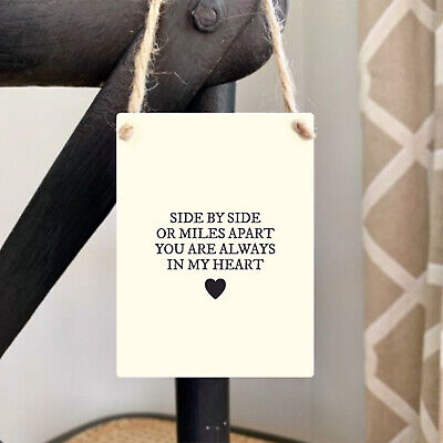 I Love You Gifts For Her Mum Birthday Valentines Someone Special Gift Plaque Him • 3.79£