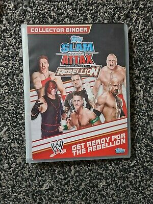 Slam Attax Rebellion Card On Request. Message For Card And Cost • 5.99£
