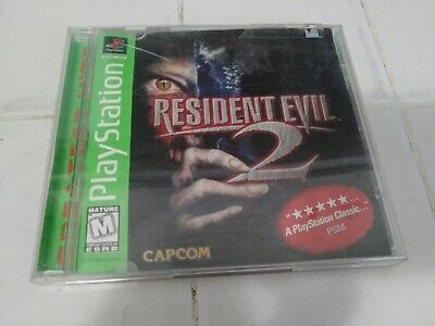 $26.95 • Buy Resident Evil 2: (Sony PlayStation 1, 1998)