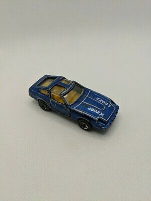 $11.99 • Buy Rare Road Champs Datsun 280ZX Turbo T-Tops Blue 1982 Doors Open. Free Shipping