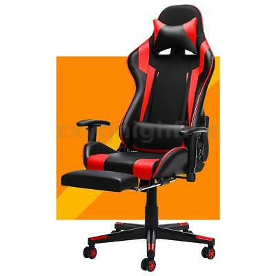 $89.96 • Buy High Back Executive Office Chair Ergonomic Computer Desk Racing Gaming Chairs US