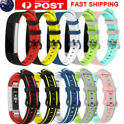 AU11.99 • Buy Silicone Replacement Wirst Band Strap Wristband For Fitbit Alta/Alta HR/Ace