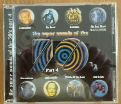 The Super Sounds Of The 70s Part 4 CD • 4£