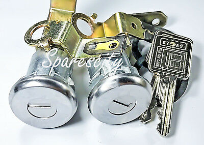 AU47.95 • Buy HOLDEN DOOR LOCK X2  EJ EH HD HR HK HT HG HQ HJ HX TORANA LC LX LH LJ Square Key
