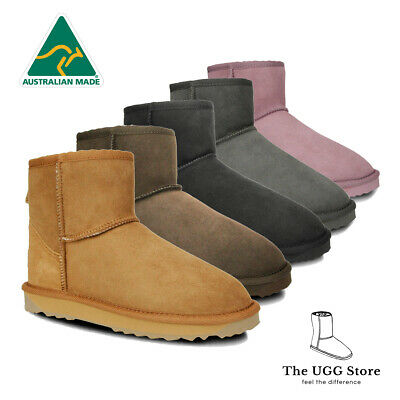 AU89.99 • Buy ~ ON SALE ~ Classic Mini UGG Boots MADE IN AUSTRALIA 100% Australian Sheepskin
