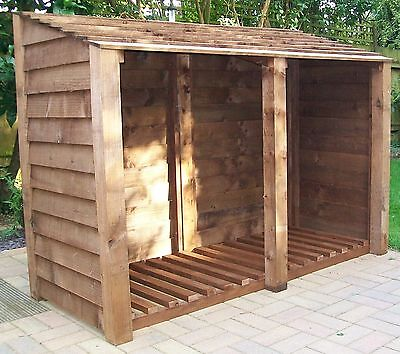 £180 • Buy LOG STORE - Free Assembly. Free Local Delivery.