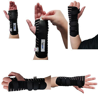 £4.75 • Buy Breathable Hand Carpel Tunnel Wrist Splint Support Brace Pain Relief Right Left