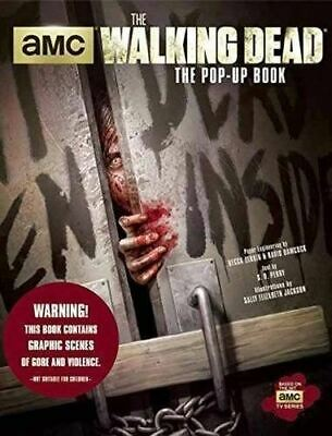 AU58.49 • Buy Walking Dead: The Pop-Up Book By S. D. Perry