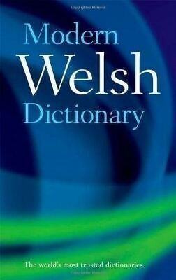 £10.20 • Buy Modern Welsh Dictionary: A Guide To The Living Language By Gareth King