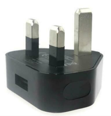 £3.99 • Buy Usb Mains Charger Plug Adapter For Amazon Kindle Fire Paperwhite Fire Hd Touch