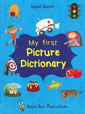 £13.16 • Buy My First Picture Dictionary: English-Spanish (Primary School Age)