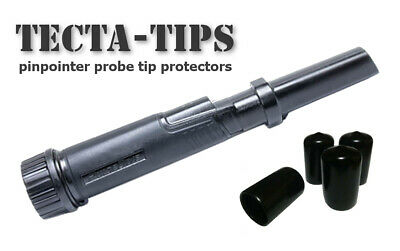 4 TECTA-TIPS Pinpointer Probe Tip Protectors For NOKTA MAKRO Pulse Dive  • 5.50£