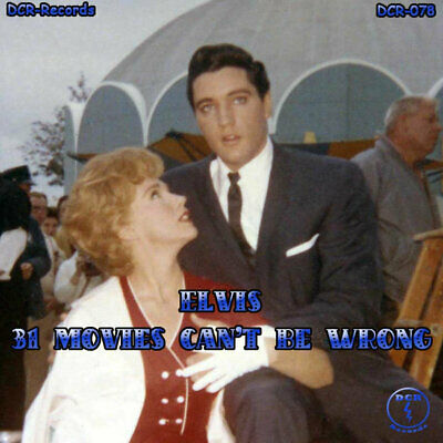 £19.99 • Buy Elvis Presley - 31 Movies Can't Be Wrong (2012) 31 Tracks From 31 Films - New Cd