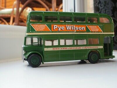 $ CDN8.60 • Buy Corgi Double Decker Bus As Seen, Morecambe To Heysham