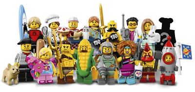 LEGO Minifigures Series 17 New Pick Choose Your Own • 5.99£