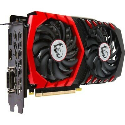 $ CDN273.73 • Buy NEW MSI Video G1050TGX4 NVIDIA GeForce GTX 1050 Ti Graphic Card 4GB TI GAMING X