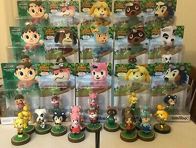 AU25 • Buy Amiibo Animal Crossing Series New And Used Updated Aug 26th