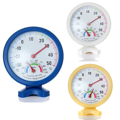 Thermometer Humidity Meter Room Temperature Office Laboratory Hygrometer Mini • 3.42£