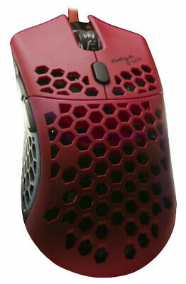 $495 • Buy Finalmouse Air58 Ninja Gaming Mouse - Cherry Blossom Red