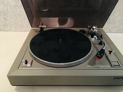 AU375 • Buy Quality 1970's SONY PS-2350 Turntable - Vintage Record Player