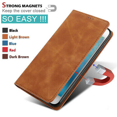 $ CDN9.07 • Buy For Samsung Galaxy Note 10 Plus 10 Lite 9 8 Magnetic Leather Case Wallet Cover