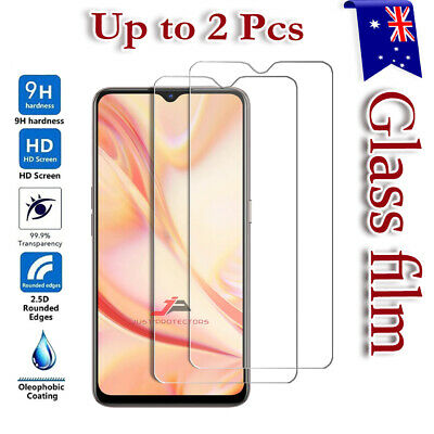 AU10.89 • Buy For Oppo Find X3 X2 Lite Pro Neo Full Coverage Tempered Glass Screen Protector