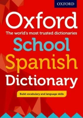 Oxford School Spanish Dictionary NEW  • 9.95£