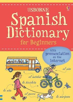 Spanish Dictionary For Beginners NEW Davies Helen • 12.75£