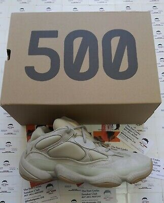 $ CDN395.46 • Buy Adidas Yeezy 500 Size 10.5 Us Men Shoes New With Box $300