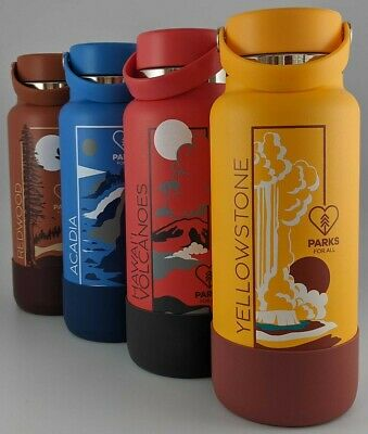 $72.95 • Buy Hydro Flask National Park Foundation Limited Edition 32 Oz Wide Mouth Bottle