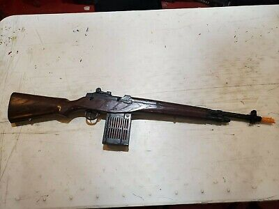 $140 • Buy Vintage MARX U.S. ARMY M14 Battery Operated Rifle Not Working