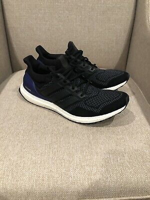$205 • Buy Adidas Ultra Boost 1.0 OG Core Black/Purple Size 12.5 2018