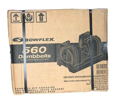 $ CDN800.03 • Buy Bowflex ST560 Selecttech Adjustable Dumbbell 5-60 Lbs - NEW - Single!