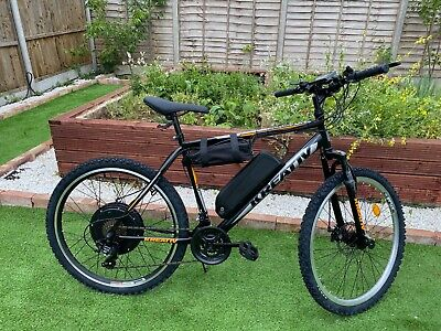 Powerful 1000w EBike With 48V (Samsung Cell) Battery • 1,100£