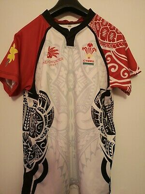 Wales Rugby - Really Nice Superbly Stylish Supporters Shirt - Size Large • 14.99£