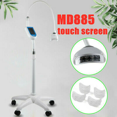 AU289 • Buy 24W 5  Moveable LED Teeth Whitening Machine Dental Bleaching Lamp 3 Color Light